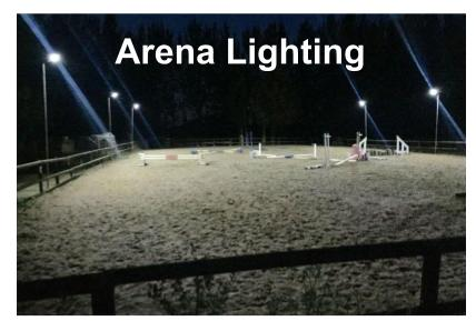 Arena Lighting