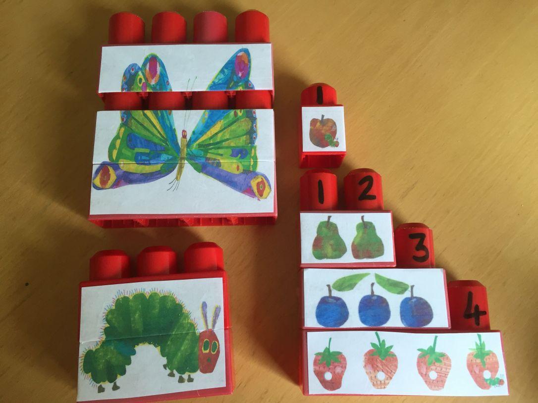 duplo puzzle