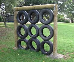 tire wall